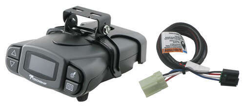 Brake Controller with Wiring Tekonsha 90195-22291