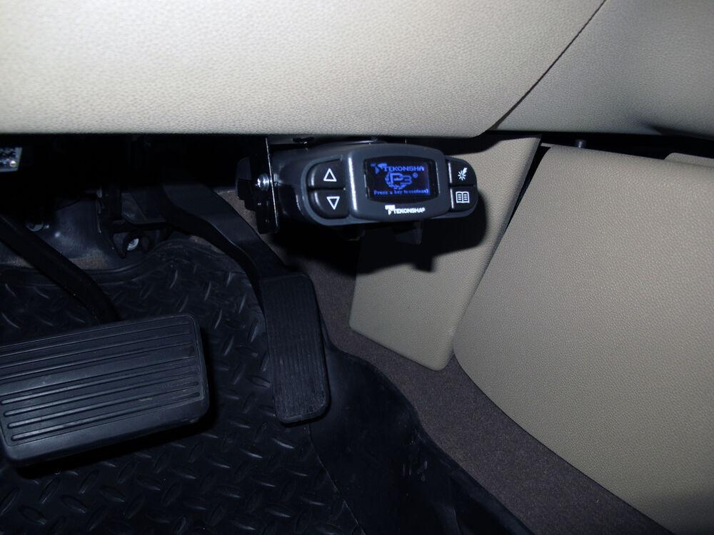 Brake Controller by Tekonsha for 2013 Silverado - 90195