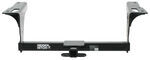 Hidden Hitch Trailer Hitch Receiver with Drawbar - Custom Fit - Class II - 1-1/4""