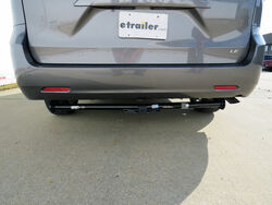 Trailer Hitch for 2015 Toyota Sienna