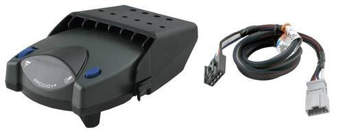 Brake Controller with Wiring Tekonsha 90885-3070P