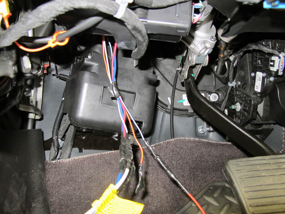 installation of a trailer brake controller on a 2013 gmc autos post 2006 gmc sierra 1500 slt owners manual 2005 GMC Yukon Denali