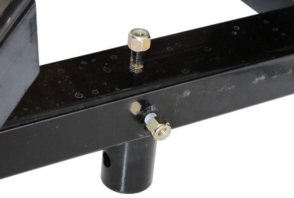 Hi Rise Gooseneck To 5th Wheel Trailer Hitch Adapter By