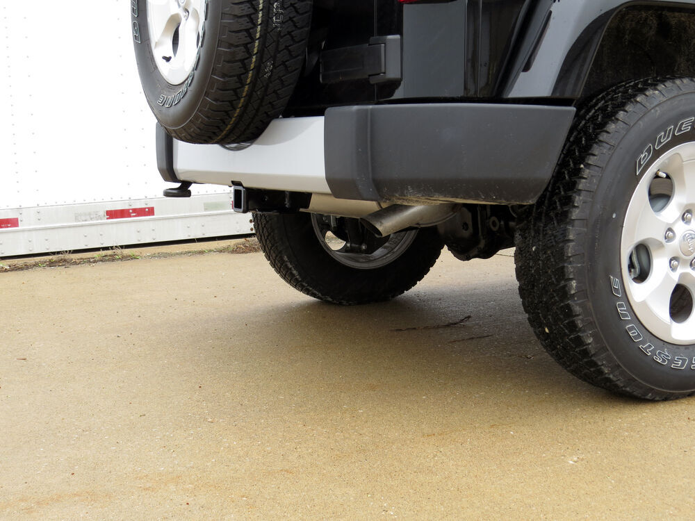 Curt Specialty Trailer Hitches For Jeep Wrangler Unlimited
