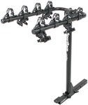 "DISCONTINUED - SportRack Escape 4 Bike Hitch Mounted Folding Towing Rack for 2"" Hitch"