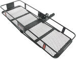 "DISCONTINUED - 20x60 Folding Cargo Carrier for 2"" Trailer Hitches"