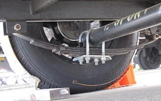 trailer brake adjustment instructions