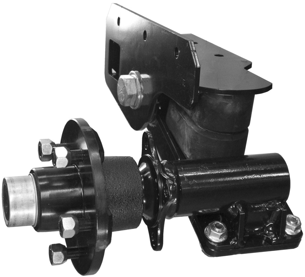 Timbren Axle Less Trailer Suspension System W Hubs