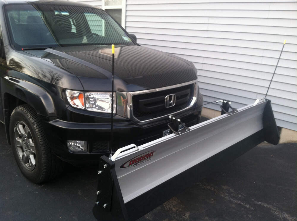 agri cover snowsport hd utility snowplow for 2 hitches. Black Bedroom Furniture Sets. Home Design Ideas