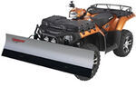 "Agri-Cover SnowSport All-Terrain Snowplow Kit for ATV - 54"" Blade/Polaris Plow Mount"