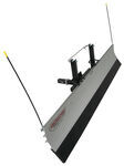 "Agri-Cover SnowSport 180 Snowplow for 2"" Hitches - 82"" Wide Blade"