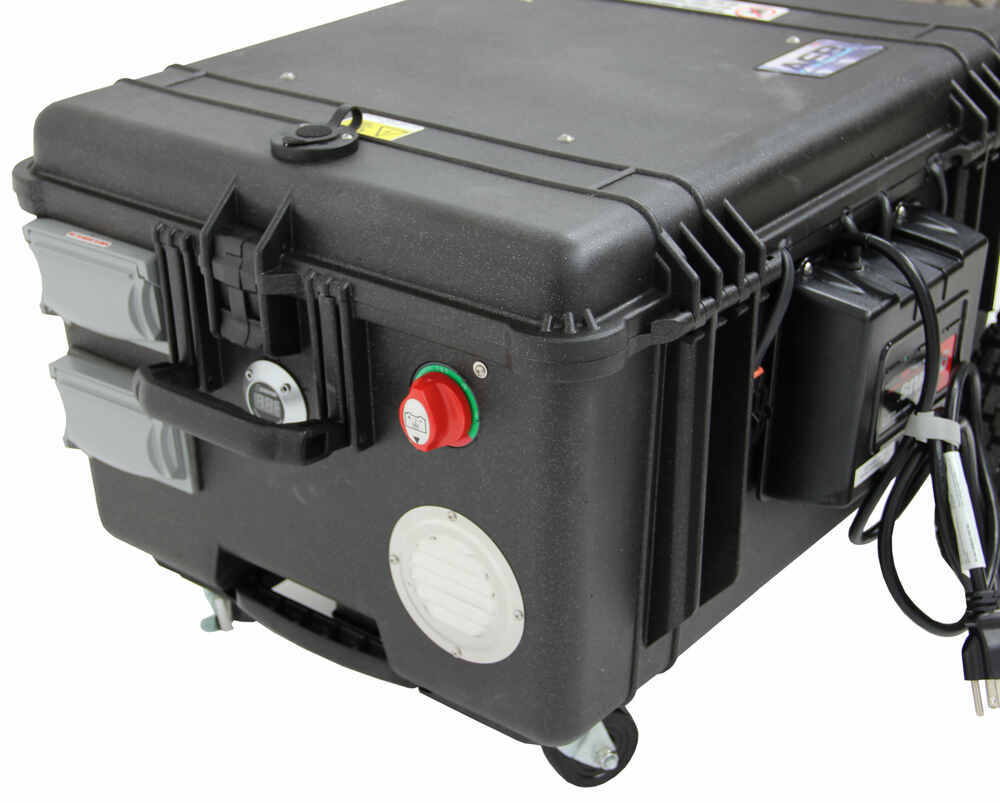 ... Inverter Generator - Electric - 10,000 Watt - Solar Power Compatible