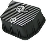 aFe Transmission Pan Cooler for Dodge Diesel Trucks - Machined Fins