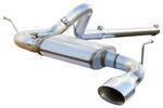 AFE 2008 Jeep Wrangler Exhaust Systems