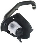 aFe Direct Fit Cold Air Intake System with Pro Dry S Filter - Stage 2