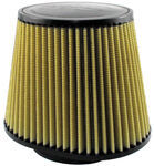 aFe Universal Pro Guard 7 Air Filter - Oiled - Clamp On