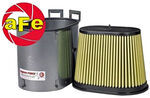 aFe Direct Fit Cold Air Intake System with Pro Guard 7 Oil-Based Filter - Stage 1