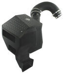 aFe Direct-Fit Cold Air Intake System with Pro Guard 7 Oiled Filter - Stage 2 Si