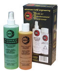 Restoration Kit for aFe Pro Guard 7 Air Filter - 12 oz. Cleaner and 8 oz. Oil - Squeeze Bottles