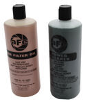Restoration Kit for aFe Pro Guard 7 Air Filter - 32 oz. Cleaner and 32 oz. Oil - Squeeze Bottles