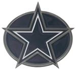"Dallas Cowboys NFL 2"" Trailer Hitch Cover"