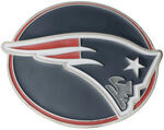 "New England Patriots NFL 2"" Trailer Hitch Cover"
