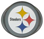 "Pittsburgh Steelers NFL 2"" Trailer Hitch Cover"