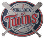 "Minnesota Twins MLB Hitch Receiver Cover for 2"" Trailer Hitches"