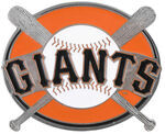 "San Francisco Giants MLB Hitch Receiver Cover for 2"" Trailer Hitches"