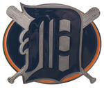 "Detroit Tigers MLB Hitch Receiver Cover for 2"" Trailer Hitches"