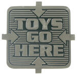 """Toys Go Here"" Hitch Receiver Cover for 2"" Trailer Hitches"