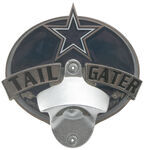 "Dallas Cowboys NFL Tailgater 2"" Trailer Hitch Cover"