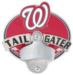 "Washington Nationals MLB Tailgater Hitch Receiver Cover for 2"" Trailer Hitches"