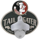 "Florida State Seminoles Tailgater 2"" Trailer Hitch Cover"