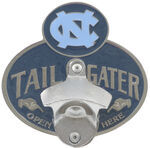 "North Carolina Tarheels Tailgater 2"" Trailer Hitch Cover"