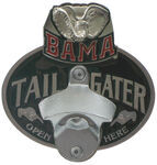 "Alabama Crimson Tide Tailgater 2"" Trailer Hitch Cover"
