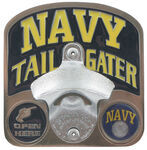 "U.S. Navy Tailgater 2"" Trailer Hitch Cover"