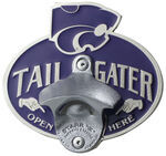 "Kansas State Wildcats Tailgater 2"" Trailer Hitch Cover"