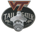 "Virginia Tech Hokies Tailgater 2"" Trailer Hitch Cover"