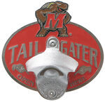"Maryland Terrapins Tailgater 2"" Trailer Hitch Cover"