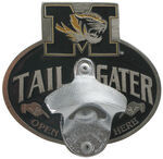 "Missouri Tigers Tailgater 2"" Trailer Hitch Cover"
