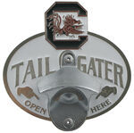 "South Carolina Cocky Tailgater 2"" Trailer Hitch Cover"