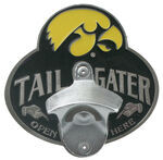 "Iowa Hawkeyes Tailgater 2"" Trailer Hitch Cover"