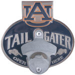 "Auburn AU Tailgater 2"" Trailer Hitch Cover"