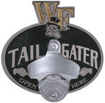 "Wake Forest Tailgater 2"" Trailer Hitch Cover"