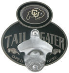 "Colorado Buffaloes Tailgater Trailer Hitch Cover for 2"" Trailer Hitches"