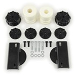 Air Lift AirCell Custom Helper Springs Kit - Rear Axle