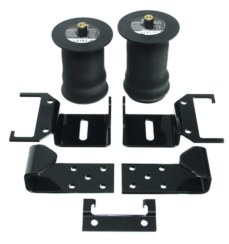 Pickup Air Bags : Air lift vehicle suspension for toyota pickup al