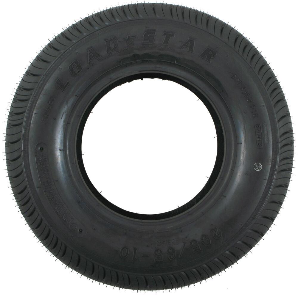 15 Inch Tires >> Loadstar K399 Bias Trailer Tire - 205/65-10 - Load Range E Kenda Tires and Wheels AM1HP56