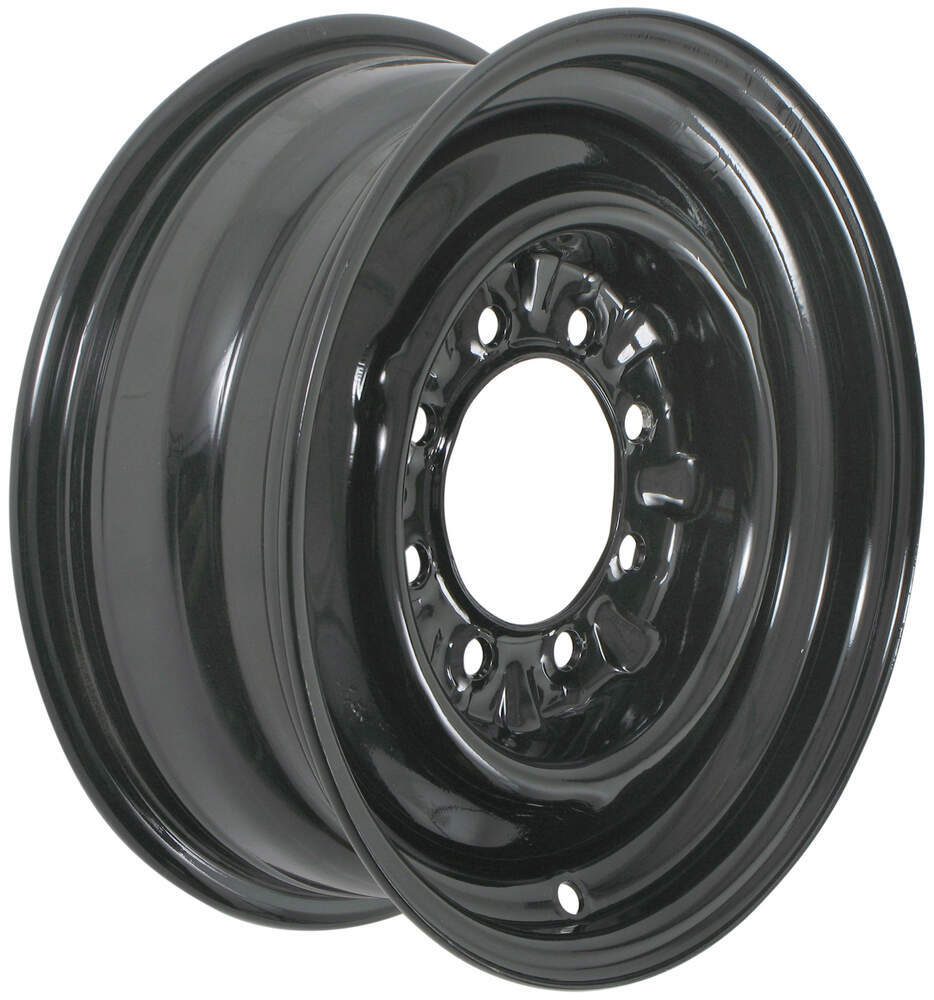 Dexstar Conventional Steel Wheel w/ +0.5